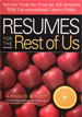 Image of Resumes for the Rest of Us Book Cover